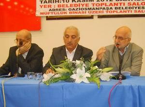 """GOPta """"İslamcılık"""" Paneli Yapıldı"""