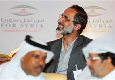 Suriyeli Muhaliflerin Yeni Lideri Muaz el-Hatib