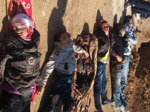 Darayada Bir Aile; Tüm Suriyede 142 Kişi Katledildi (VİDEO)