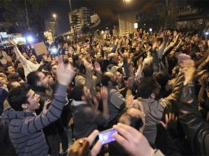 Ürdün'de de Halk Sokaklara Döküldü (VİDEO)