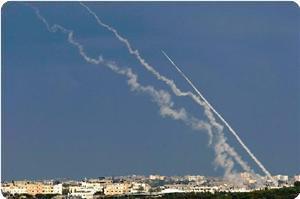Kassam'ın Siccil Taşları Tel Aviv'i Vuruyor