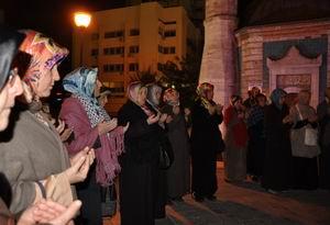 İsrail, Dün Gece İzmir'de de Protesto Edildi