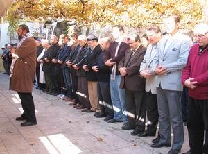 Çorum'da İsrail Protesto Edildi (FOTO)