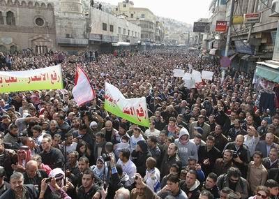 Ürdün'de Muhalifler ile Rejim Yandaşları Meydana İnecek!