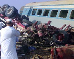 Mısır'da Feci Kaza: Çoğu Çocuk 65 Ölü