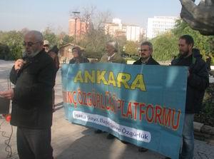 Esed'i Destekleyenlere Ankara'dan Tepki