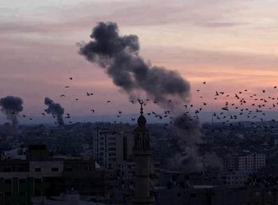 Siyonist İsrail, Gazze'ye Neden Saldırdı?