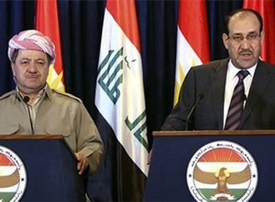 Kürtler Irak Parlamentosundan Çekildi