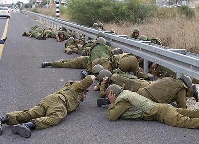 Bir İsrail Askeri Öldürüldü