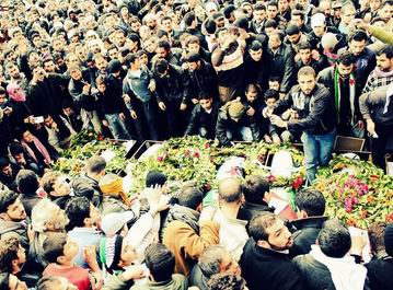 Suriye'de 122 Kardeşimiz Daha Katledildi