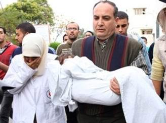 Gazzeli Annenin Tarifsiz Acısı