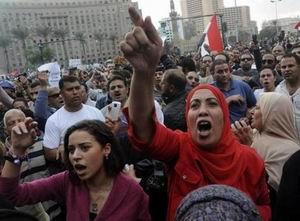 Mısırda Neler Oluyor? (FOTO)