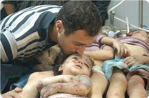 Gazze'de Şehit Sayısı 169 Oldu
