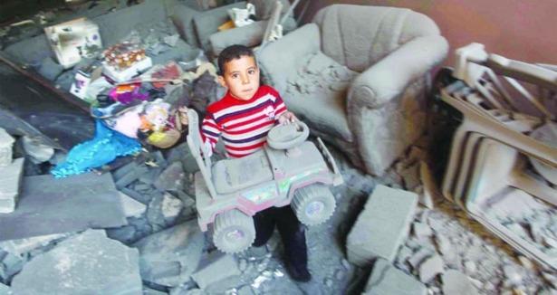 UNICEF Ortadoğudaki Çocukları Niye Görmüyor