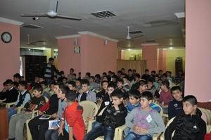 Ortaokullar Diyarbakır'da 2. Kez Buluştu