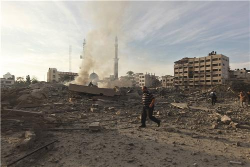 Saldırıların Gazze'ye Zararı 1,2 Milyar Dolar