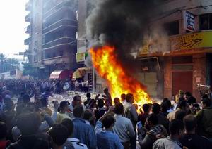 Mısır'da İslamcı Bir Genç Öldürüldü