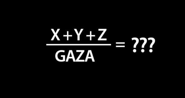 X+Y+zZz / Gazze = ???
