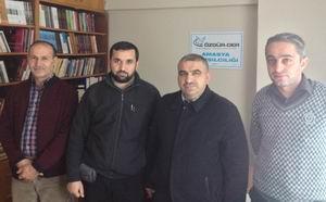 Amasya'da Suriye'ye Yardım Kampanyası!
