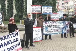 Atatürk'e Hakaret Davası 30 Kasım Cuma Günü