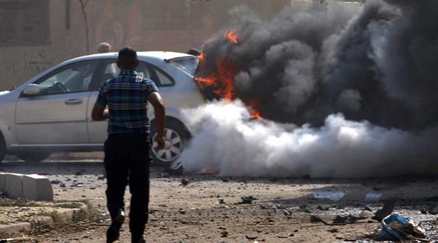 Irak'ta Art Arda Patlamalar: 35 Ölü