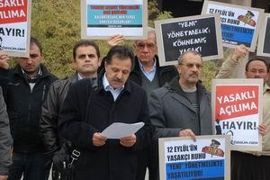 Ankara'da 28 Şubatçılara Suç Duyurusu