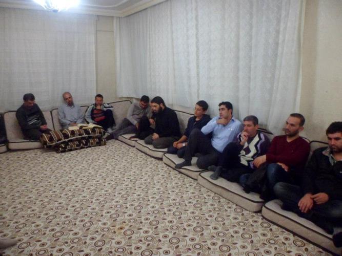 Özgür-Der Huzurevleri Temsilciliği Açıldı