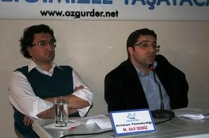 Suriye İzlenimleri Konulu Konferans Yapıldı