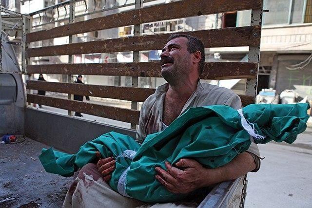 Suriye'de Katliam Üstüne Katliam: 202 Ölü