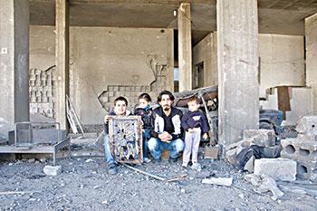 "Gazze ""Ya Özgürlük Ya Şehadet"""