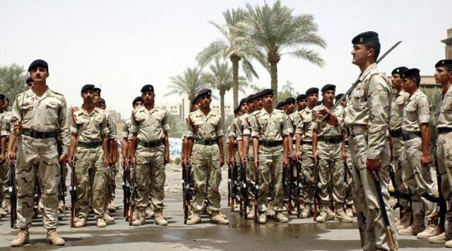 60 Irak Askeri Gözaltına Alındı
