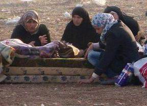 Suriye'nin Çocukları Aç ve Soğukta Üşüyor