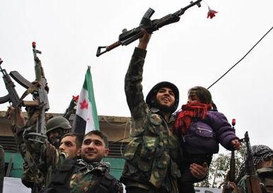 Suriyeli İsyancılar Kazanıyorlar mı?