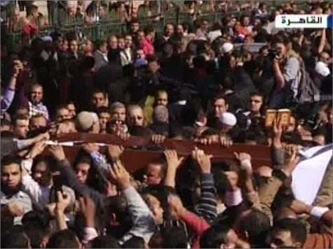 Çatışmalarda Ölenler İçin Cenaze Namazı