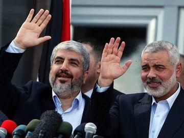 Meşal, Her Filistinlinin Arzusunu Gerçekleştirdi