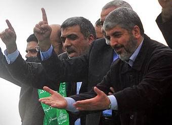"Meşal: ""Lübnan'da da Hamas'a Baskı Var!"""