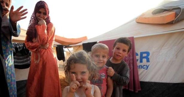 Ürdünde 250 Bin Suriyeli Mülteci Var
