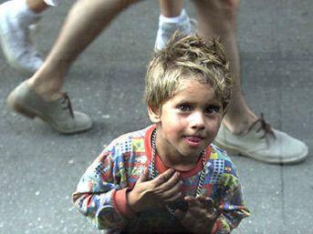 2012de 109 Bin Çocuk Suça Karıştı