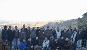 Üniversite Gençliği Kayseri'de Buluştu