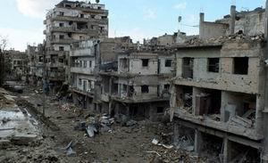 Bir Fotoğraf ve Suriye'de Yaşanılanlar!