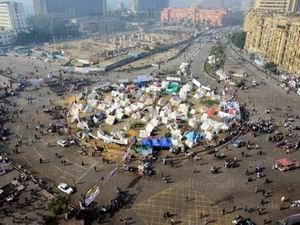 Tahrir'de Silahlı Saldırı: 10 Yaralı