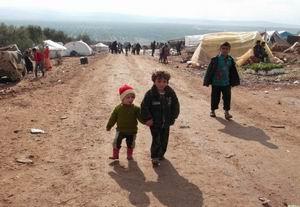 Türkiyeden Suriyeye Ekmeklik Buğday Yardımı