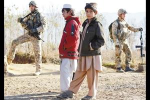 ABD, Afgan Çocukları Tutukluyor