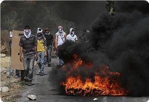 Bir Filistinli Katledildi; El Halil Gergin!