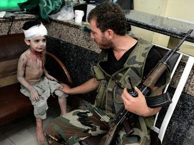Zafere Yürüyen Suriyeli Direnişçilere Çağrı