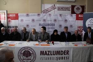 """""""28 Şubat Siyasi Yargı Kararları İptal Edilsin!"""""""