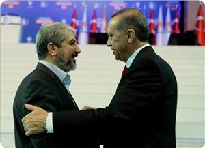Erdoğan ile Meşal, Başbakanlıkta Görüşecek