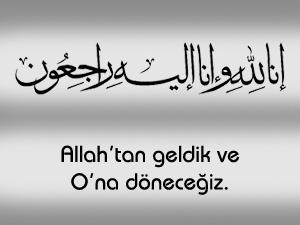Ramazan Yıldız Kardeşimizin Babası Vefat Etti