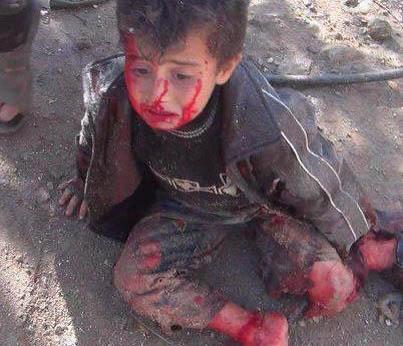 İdlib'e Ağır Saldırı