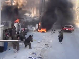 Halep'te Kahramanlar Savaşıyor (VİDEO)
